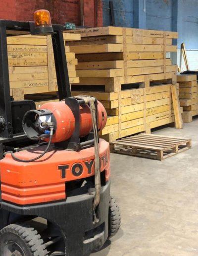Timber Kit Frames
