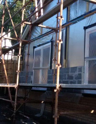external house frame