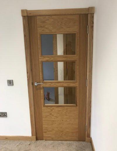 internal doors fitted scotland