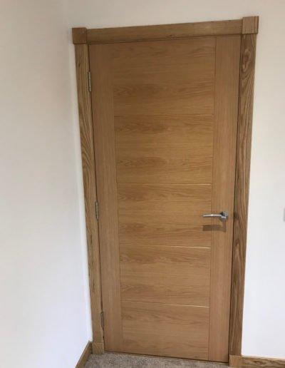 internal new build doors scotland