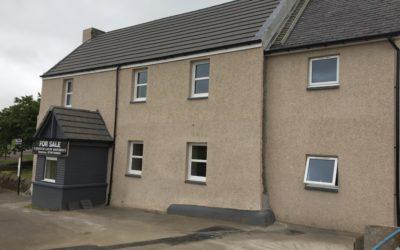 Full building renovation in Ballingry