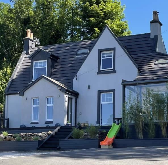 private home development fife