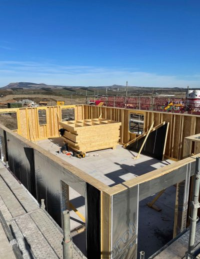 timber frame installers scotland