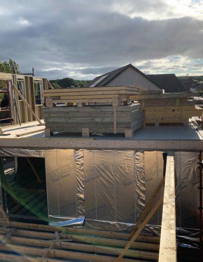 timber frame kit install scotland