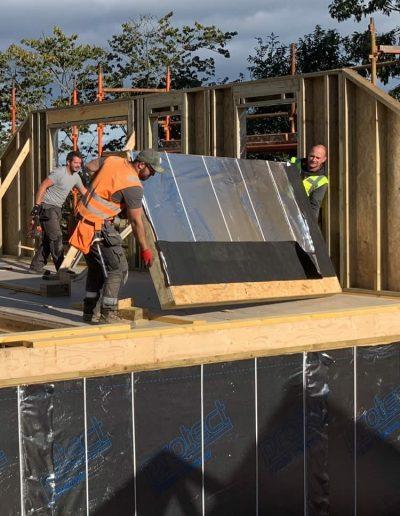 timber frame kit installation scotland